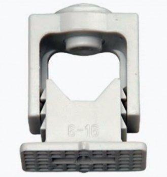 Kopp 341704089 Greif-Iso-Schellen 6 - 16 mm, mit Klemmschraube, 10 Stück, grau von Kopp - Lampenhans.de