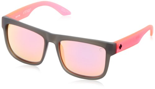 Spy Sonnenbrille DISCORD, gray/pink spectra, 673119107810