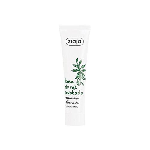 Ziaja–crema de manos–piel seca agrietada de aguacate–100ml