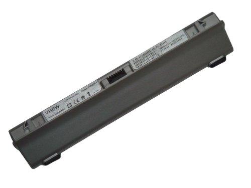 Batterie LI-ION 4400mAh 11.1V en argenté pour SONY VAIO VPC-M11M1E/B etc., remplace VGP-BPS18, VGP-BPL18