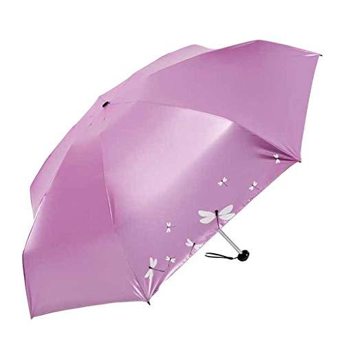 Sxy888 piccolo 50% mini ombrello piccola luce compatta ultra leggero super forte plastica nera maschio protezione solare uv e femmina telefono cellulare ombrello tascabile ombrello ombrello