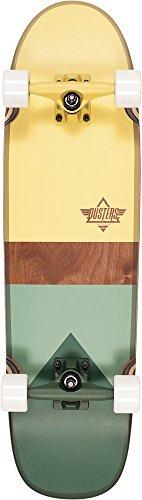 Dusters Cruiser Krypto Skateboard da adulto, Multicolore