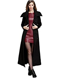 Amazon.co.uk: Longline - Coats / Coats & Jackets: Clothing