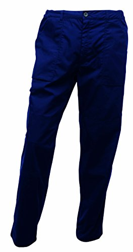 Image of Regatta Action 34-Inch Width 29-Inch Length Trousers - Navy