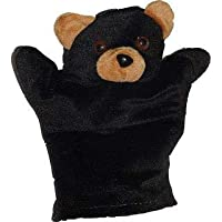 Vinayak Animal Soft Toys Bear Hand Puppets for Kids , Baby