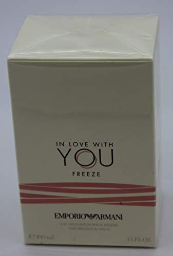 Giorgio Armani Giorgio armani in love with you freeze eau de parfum 100 ml femme