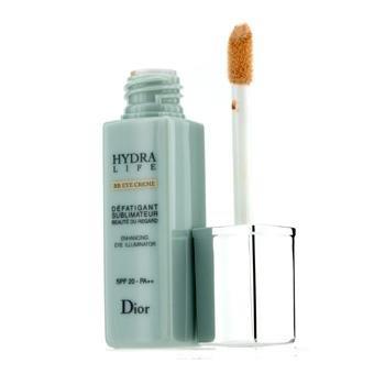 Dior Hydra Life Bb Eye Crème Beige Lumière 6 ml - Augencreme, 1er Pack (1 x 1 Stück)