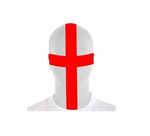 England Morph Maske für Erwachsene, ()