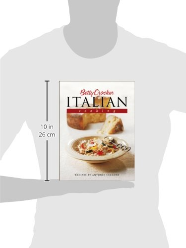 Betty Crocker's Italian Cooking (Lifestyles General)