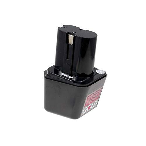 Akku für Bosch Bohrschrauber PSR 7,2V NiMH Knolle, 7,2V, NiMH