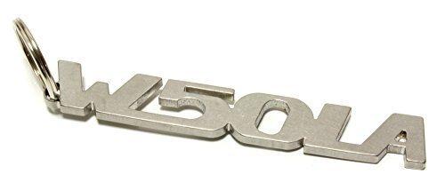 W50 LA Schlüsselanhänger Edelstahl made in GDR DDR LkW DUB