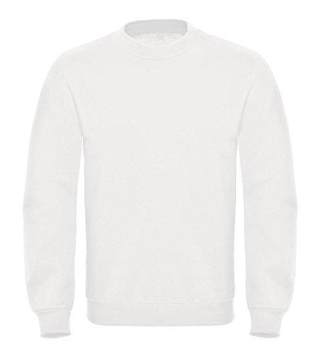 Preisvergleich Produktbild Herren Sweatshirt Neverless® weiß XXL