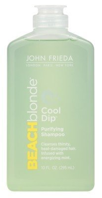 John Frieda Beach Blonde Cool Dip Purifying Shampoo 10oz (2 Pack) by John Frieda