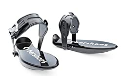 Cybershoes Shoes for Walking in VR Games - Gaming Station Including Cyberchair and Cybercarpet - Virtual Reality