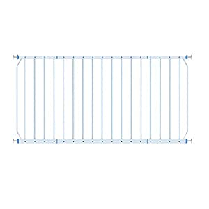 Huo Baby Safety Gate Extra Wide Safety Window Gate Bars, Pressure Mount (Size : 260-335cm)   1