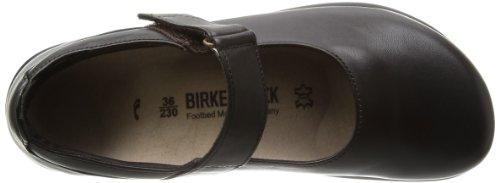 Birkenstock Schuhe ''Reutlingen'' aus echt Leder in Dunkelbraun Dunkelbraun