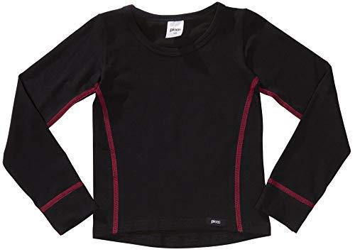 Mädchen Thermo Shirt mit langem Arm, Thermounterhemd für Mädchen (164)