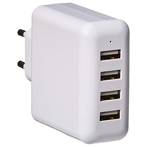 AmazonBasics - 40 W starker USB-Ladeadapter mit