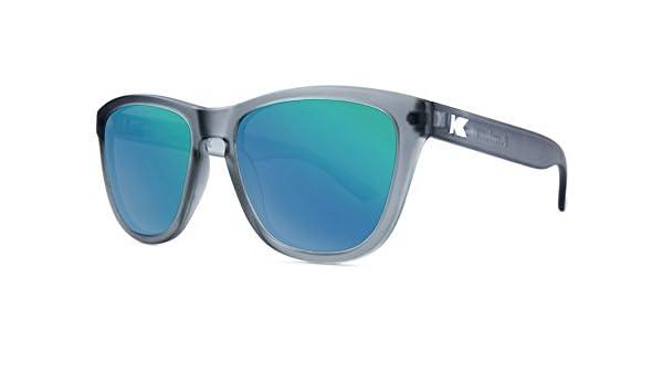 Sonnenbrillen Knockaround Premium Frosted Grey / Red Sunset polarisierten fe3CV6TBpn