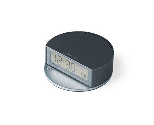 Lexon lr138b Fine Despertador abs/Hierro Azul 8,5x 8,5x 3,9cm