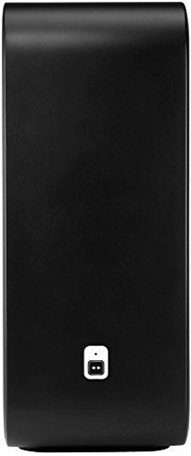 Sonos Sub 1° Generazione, Subwoofer Wireless, Integrabile ai Sistemi Sonos, Nero - 3