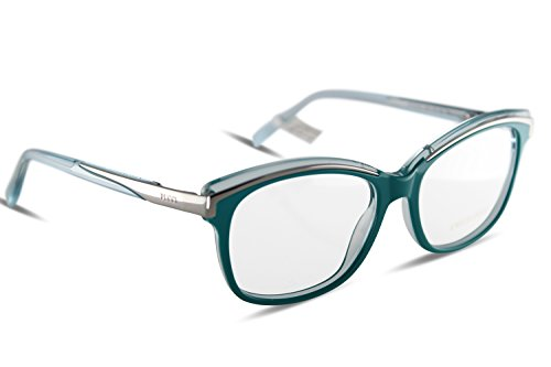emilio-pucci-ep5037-087-occhiale-da-vista-turchese-eyeglasses-sehbrille-new