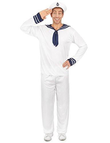 Costume marinaio uomo S