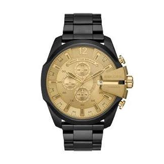 Diesel Reloj Cronógrafo para Hombre de Cuarzo con Correa en Acero Inoxidable DZ4485