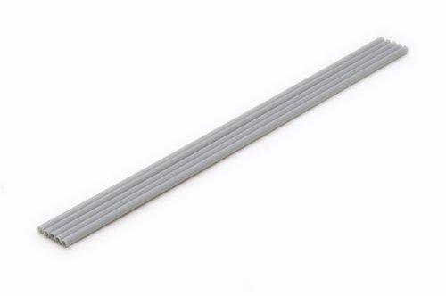 Kunststoffrohr-= [grau] duennen Aussendurchmesser 4,0 mm
