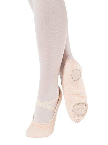 Sd120 Do Danca Ballet Schläppchen Ginástica Turno Nível Tão A Diferentes Médio Esporte Cores Nu Para c rOqwr