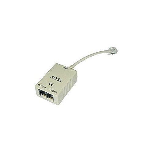 Lindy 75109 - Módem ADSL, color beige