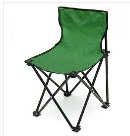 LaDicha 34X 31.5 X32Cm Portable Chaise Pliante Siège pour Le Camping De Randonnée De Pêche Beach Garden Picnic-Rouge
