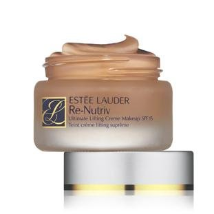 Estée Lauder Re-Nutriv Ultra Radiance Lifting Creme Make Up, Farbe 4C1, Outdoor Beige, 1er Pack (1 x 30 ml)