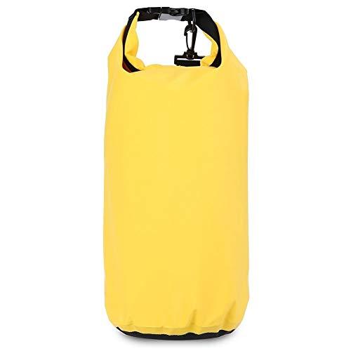 Platz sparen Wasserdichter Packsack mit verstellbarem Schultergurt, wasserdichter Packsack 10L Geeignet für Reisen Fitness Klettern -