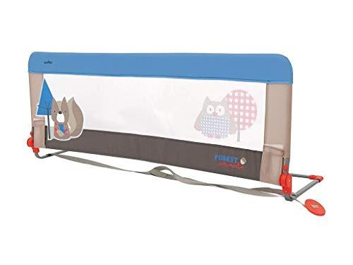 Barrera Protectora Abatible Cama 1,50 cm
