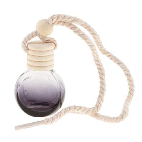 Livecitys - Deodorante per Auto da Appendere, Vuoto, Profumo, Olio Essenziale, Confezione da 20 Pezzi Mult