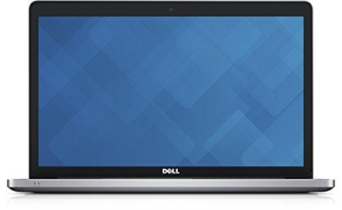 Dell Inspiron 17 7746-3863 43,9 cm (17,3 Zoll) Laptop (Intel Core-i5 5200U, 2,7GHz, 8GB RAM, 1000GB HDD, Win 8.1, Touchscreen) silber