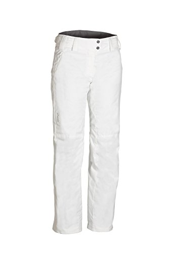 Lily Waist Pants, Offwhite, 42