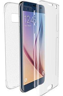 Brand A&D - Coque Housse Etui de protection en Silicone Protection Intégrale Avant + Arrière Apple iPhone 6/6S - Transparent