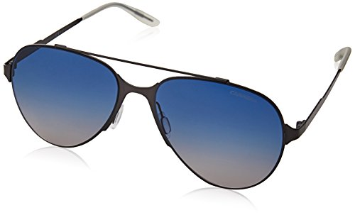 Carrera Unisex-Erwachsene 113/S UY RFB Sonnenbrille, Grau (Matt Blue Sf Grey), 57
