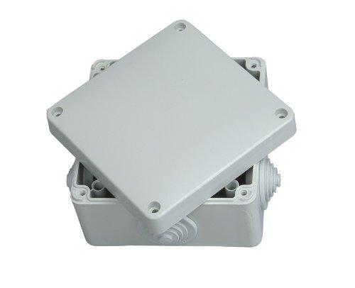 Kopp 351003008 Abzweigdose Aufputz-Feuchtraum, IP 54/65, 110 x 110 x 67 mm