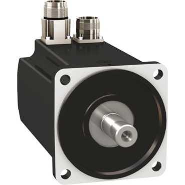 Schneider BMH1003T37F1A Servomot. BMH, 8,2 Nm, 6000 U/min, Wellenende m Passf, m Bremse, IP65/IP67