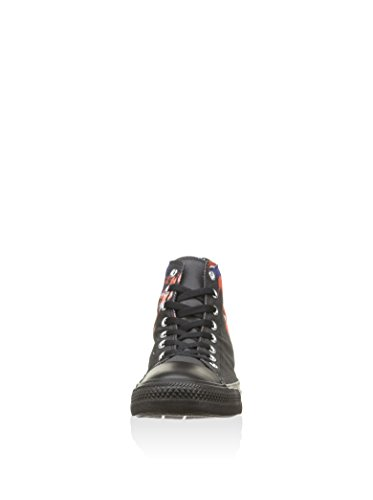Converse Star Prem Hi Warhol Sneakers Stringate Unisex - Adulto Nero Rojo Azul