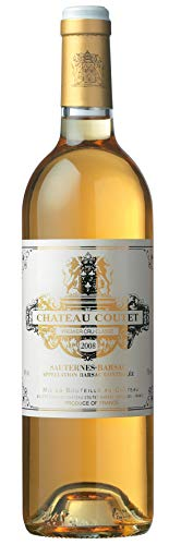 Sauternes | Frankreich | Bordeaux, JG. 2011 (Weiss) | 14,0% | Sauvignon Blanc, Muscadelle, Semillon |Château Coutet 1er Cru Classé Sauternes-Barsac 0,75l in 12er HK (1x 0,75L) Block Chateau