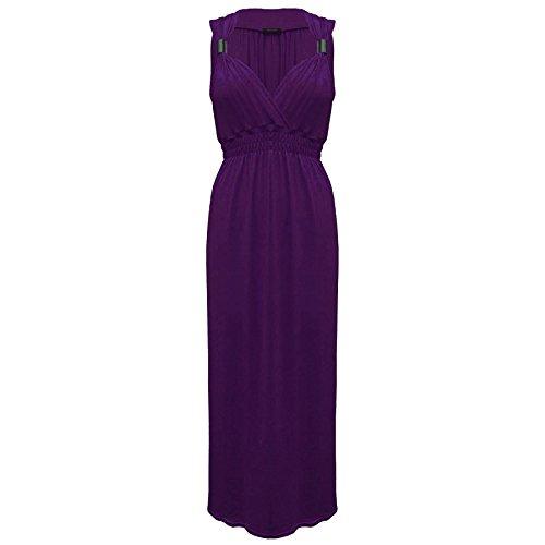 Funky Fashion Shop Damen Kleid One size Violett