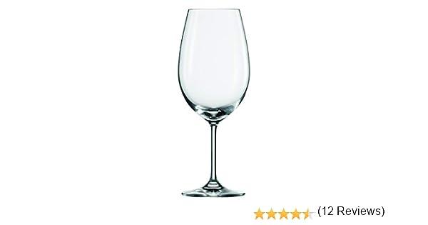 Lot de 6 Verres /à Vin en Cristal 50 cl Schott Zwiesel