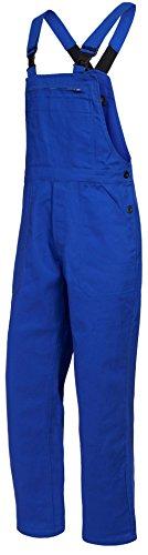 SHIELD Latzhose Standard, königsblau, - Kostüm Marken