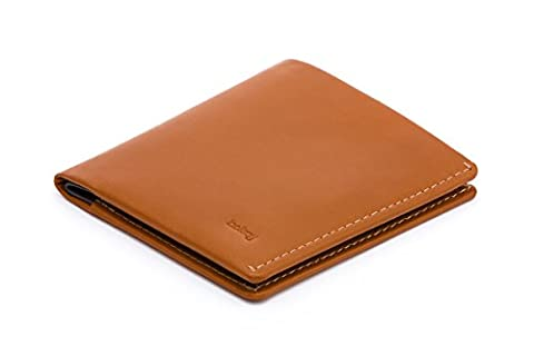 Bellroy Leather Note Sleeve Wallet Caramel - RFID