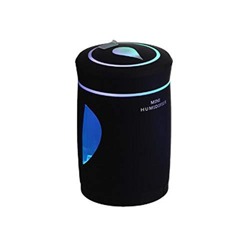 Ginli Umidificatori,deumidificatore portatile umidificatore con luce usb Atomizzatore del purificatore diffusore d'aria dell'umidificatore LED della notturna mini di USB