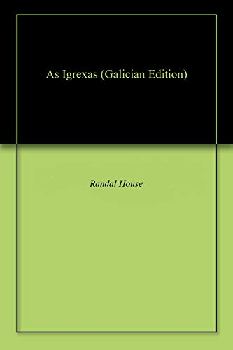 As Igrexas (Galician Edition) por Randal House